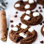 Hot Chocolate Cookies Parsley And Icing Hot Chocolate Cookies