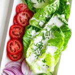 Restaurant Style Buttermilk Ranch Dressing Recipe Peas And Crayons
