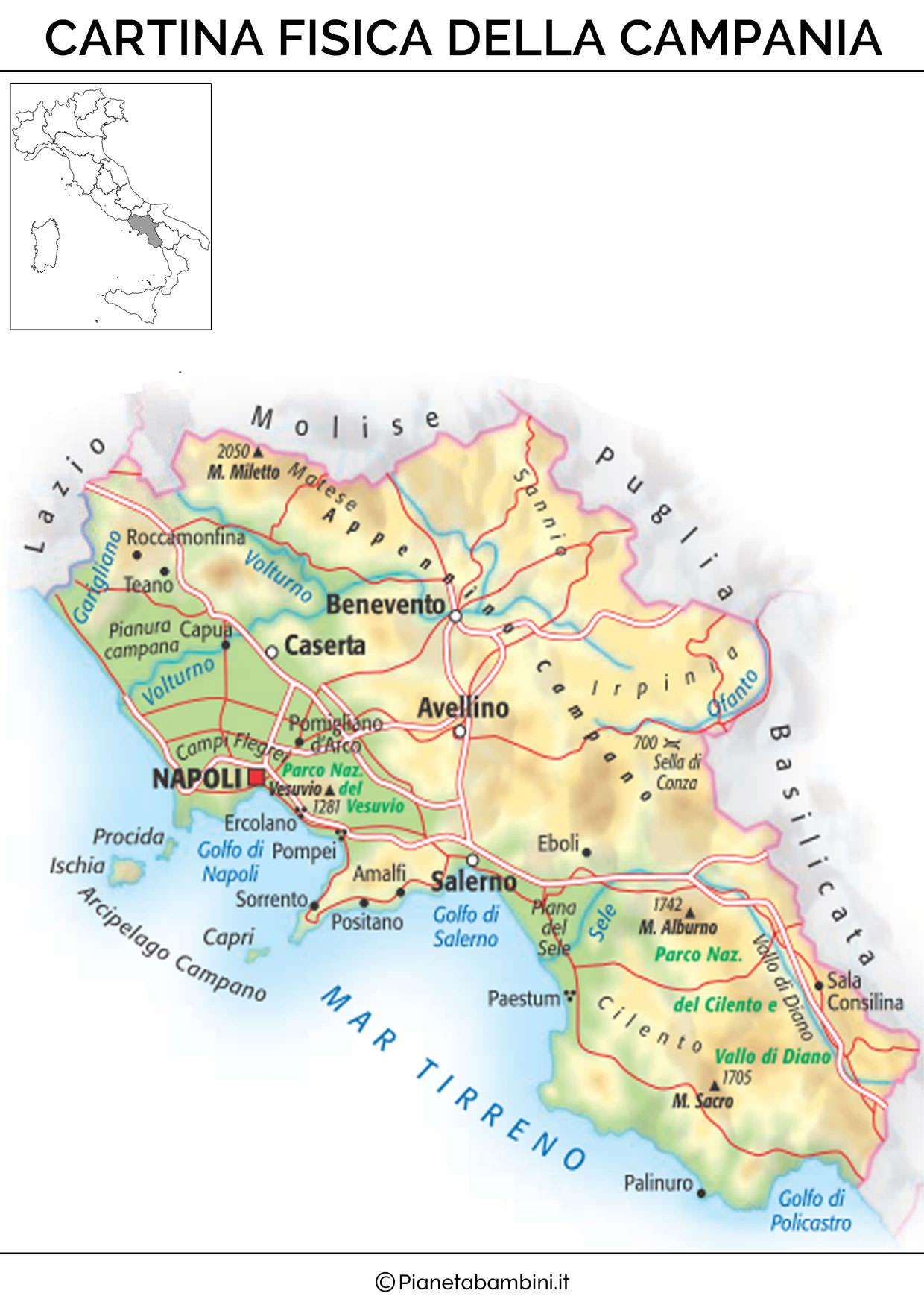 Cartina Italia E Province.Cartina Italia Politica Con Regioni Guyclean
