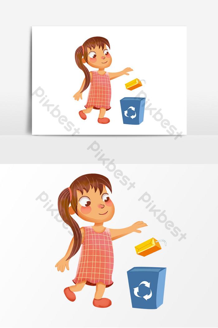 Animasi Membuang Sampah Sembarangan : animasi, membuang, sampah, sembarangan, Gambar, Karikatur, Orang, Membuang, Sampah