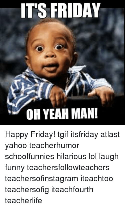Tgif Images Funny : images, funny, Funny, Happy, Friday, Images