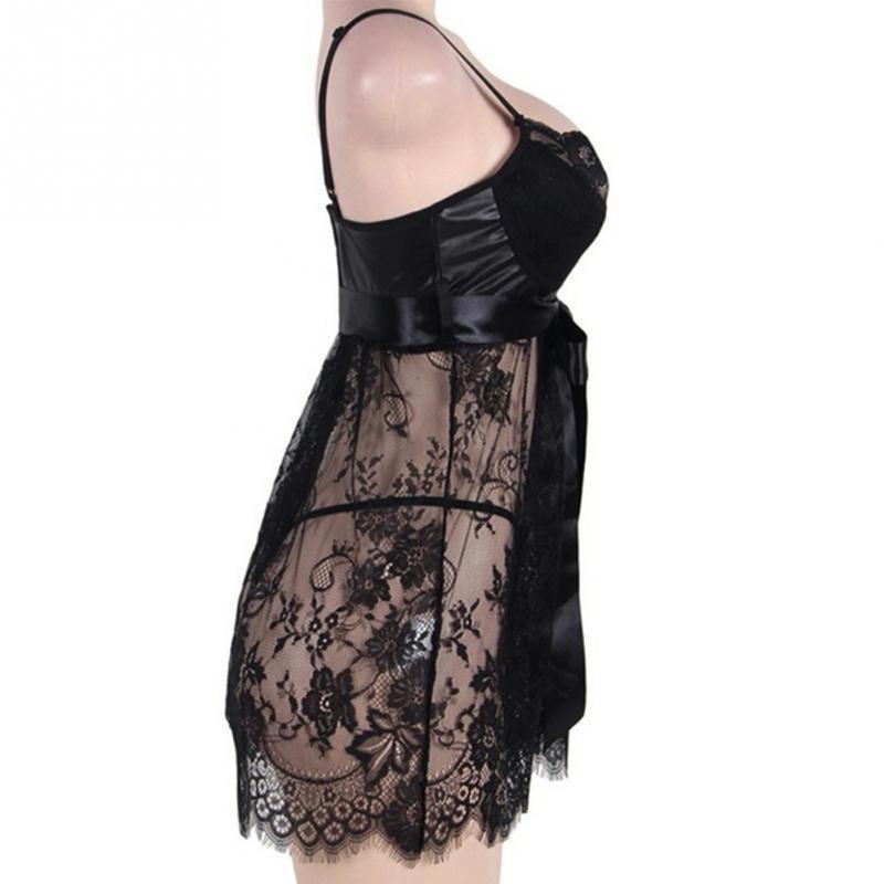 Erotic Lace Lingerie for Women
