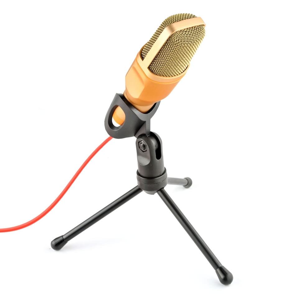 Home Stereo Condenser Microphone