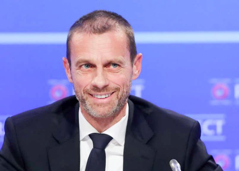 Uefa se trenutno z Mednarodno nogometno zvezo (Fifa) prepira glede prihodnjega koledarja tekem za leto 2024. Aleksander Čeferin in Uefa sta proti skrajšanju cikla svetovnega prvenstva s štirih na dve leti, o čemer razpravlja Fifa.