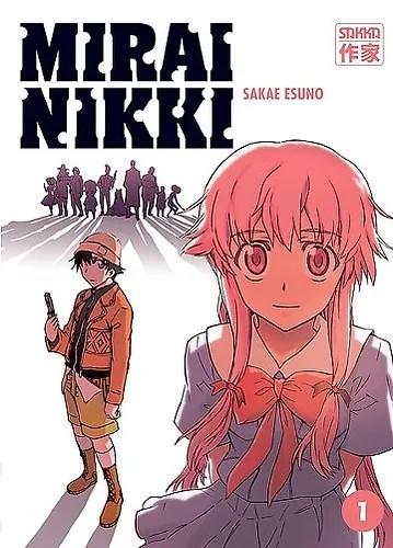 Mirai Nikki Episode 11 Vostfr : mirai, nikki, episode, vostfr, Mirai, Nikki, Streaming, Vostfr
