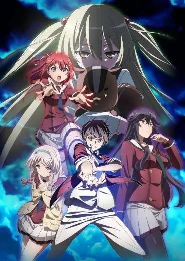 Anime Harem Terbaik : anime, harem, terbaik, Anime, Harem, Comedy, Super, Power