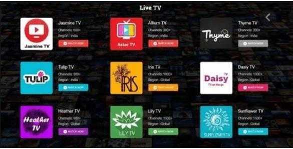 Thop TV app alternative apps