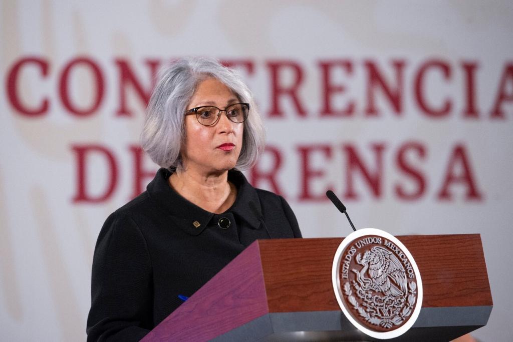 Gisela Juliana Lara Saldaña, Titular de la Unidad del Programa IMSS-Bienestar