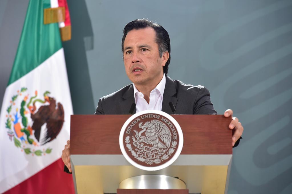 Cuitlahuac Garcia -verificado- gobernadores