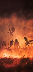 Iphone Game Of Thrones Dragon Wallpaper