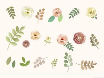 Pastel Desktop Wallpaper Simple