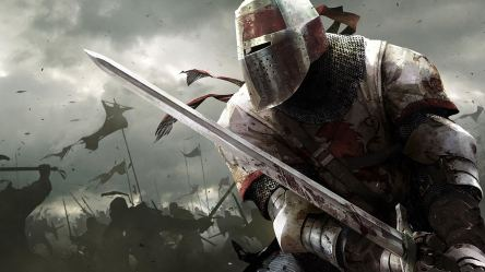 Medieval Knight Wallpaper 1920x1080