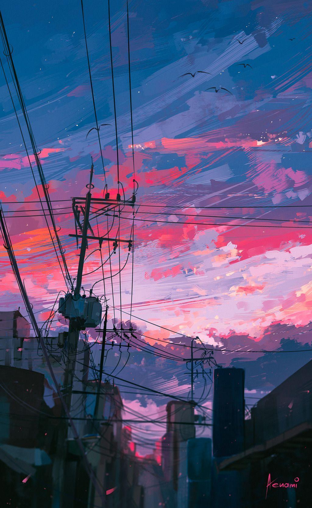 Aesthetic Anime Wallpaper : aesthetic, anime, wallpaper, Aesthetic, Anime, Wallpaper
