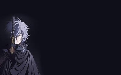 Dark Anime Aesthetic Wallpaper 1920x1080