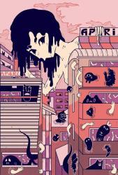 Aesthetic 1980s Retro Vintage Aesthetic Anime Wallpaper