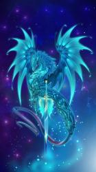 Mythical Galaxy Cool Dragon Wallpapers