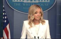 Watch Live White House Press Briefing With Kayleigh