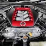 Nissan Juke R Engine Bay