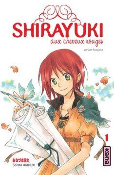 Akagami No Shirayukihime Vostfr Saison 2 : akagami, shirayukihime, vostfr, saison, Akagami, Shirayukihime