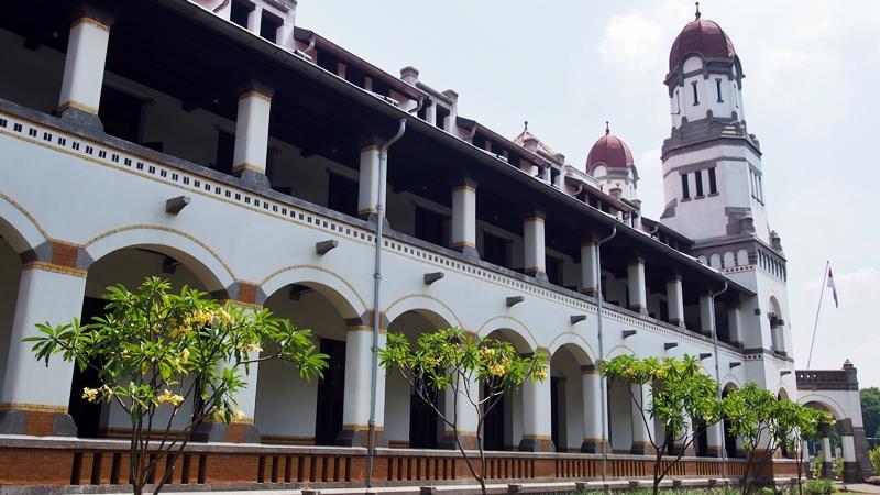 Wisata Sejarah Menyenangkan di Kota Semarang