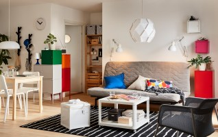 15 Ideas How to Upgrade and Improve Small Living Room Set ...
