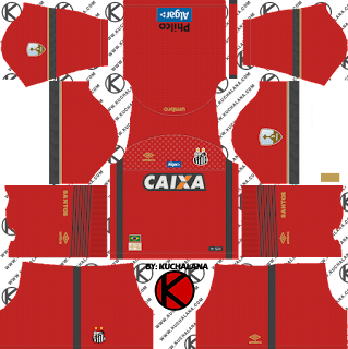 santos-fc-kits-2018-19-dream-league-soccer-%2528goalkeeper-away%2529