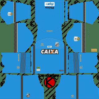 santos-fc-kits-2018-19-dream-league-soccer-%2528goalkeeper-home%2529