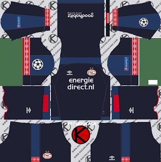 psv-eindhoven-kits-2018-19-dream-league-soccer-%2528third%2529-ucl