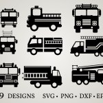 Svg Christmas Truck Free Svg Cut Files Create Your Diy Projects Using Your Cricut Explore Silhouette And More The Free Cut Files Include Svg Dxf Eps And Png Files