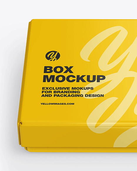 Download Syrup Box Mockup Free Download Yellowimages