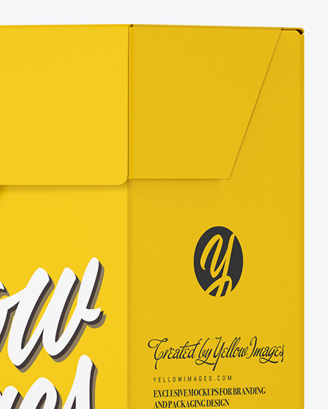 Download Mockup Box Yellowimages