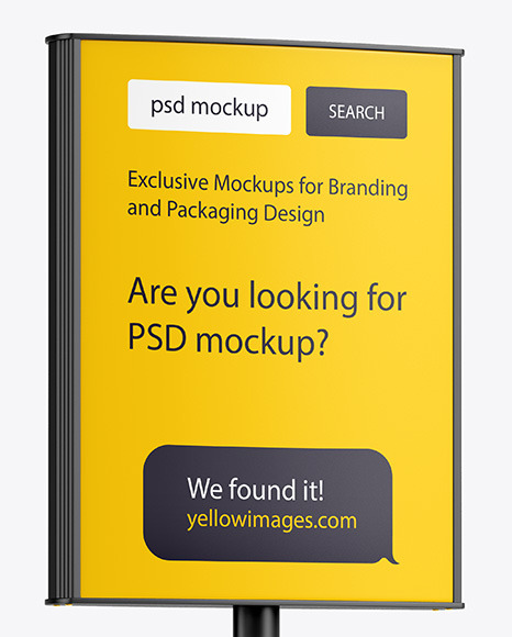 Download Wall Mockup Outdoor Yellowimages
