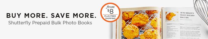 bulk photo books create