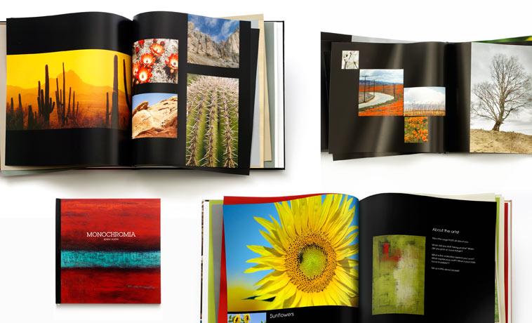 portfolio photo books make