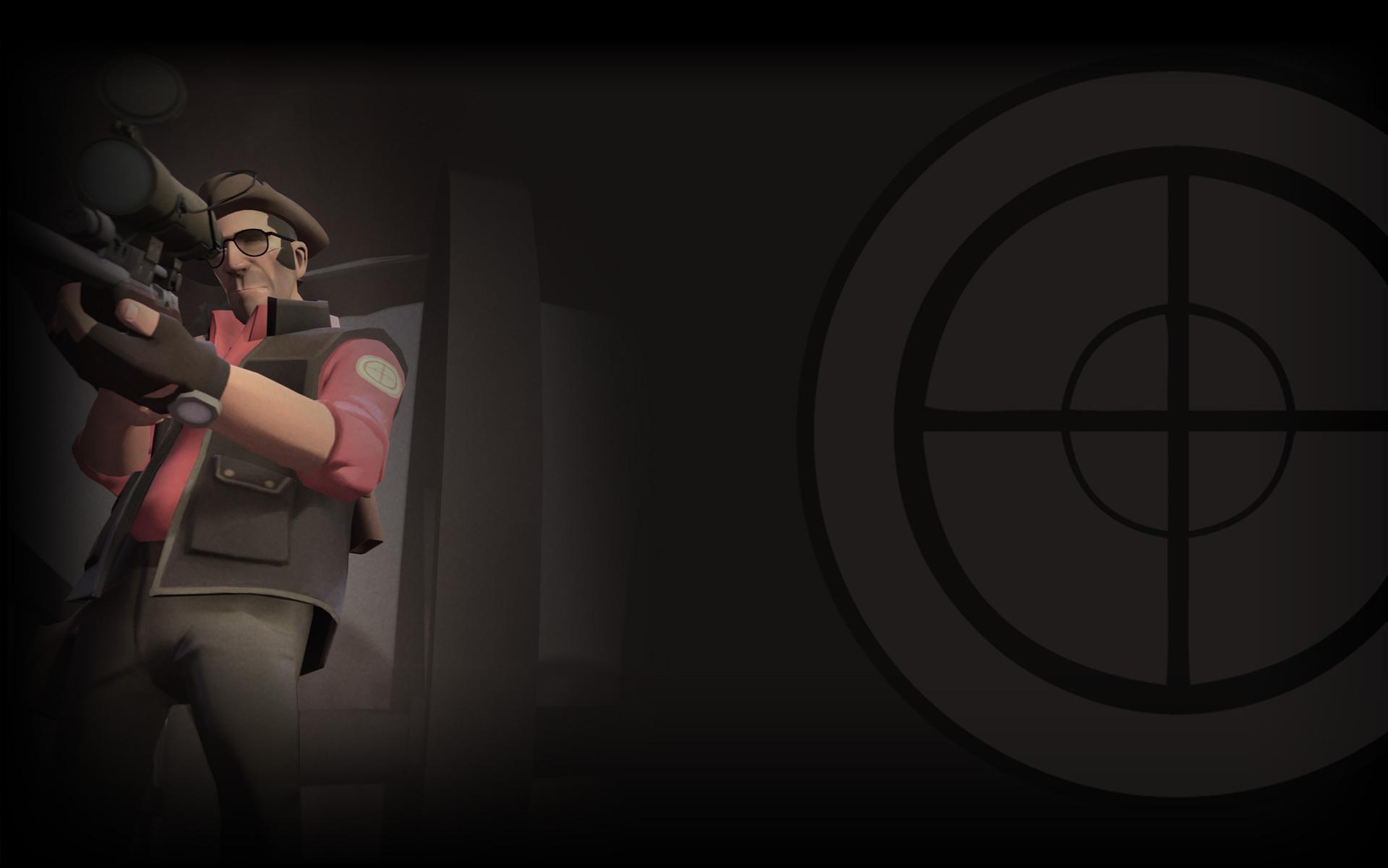 Sniper Profile Background Steam Companion