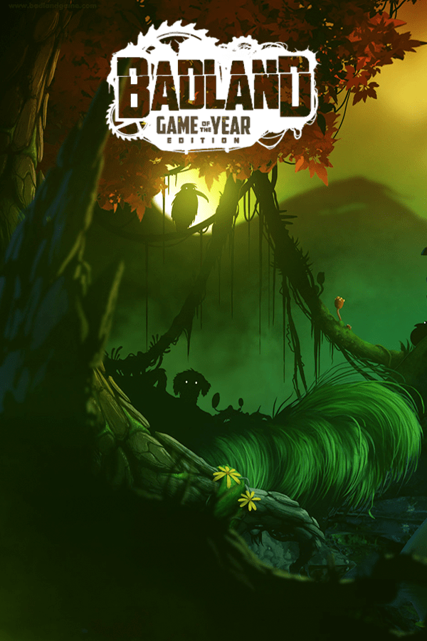BADLAND: Game of the Year Edition - SteamGridDB