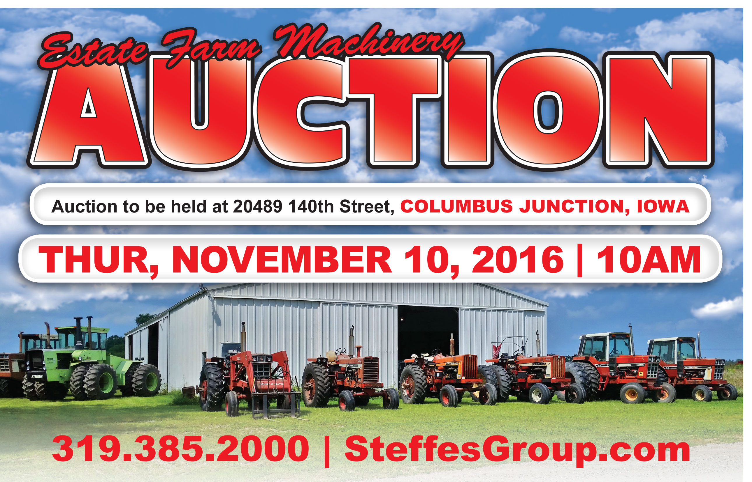 Liquidation World Flyer Equipment Auction Flyer Designs Year Of Clean Water