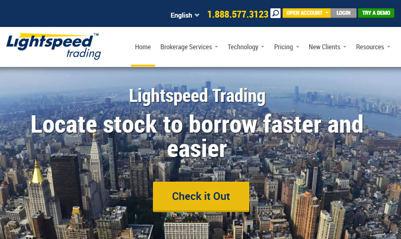 Lightspeed Trading Review Stockbrokers