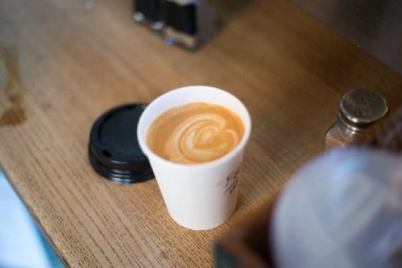 barista latte