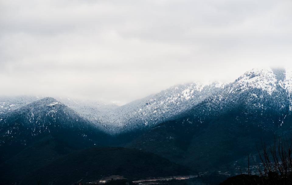 Couple Fall Wallpaper Free Photo Of Mountain Landscape Peak Stocksnap Io