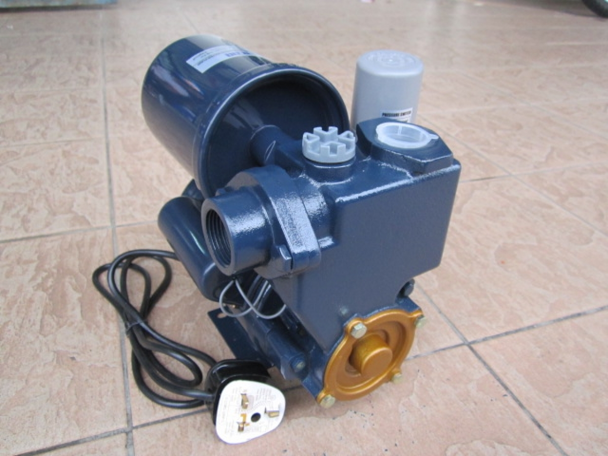 well pump not priming parallel wiring diagram for lights okazawa 5hp self automatic water  my power