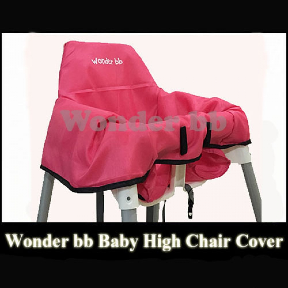 chair covers for baby comfortable pc gaming wonder bb high cover