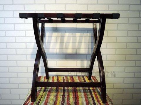 定制實木酒店行李架 箱包架 餐盤架 客房 賓館 家用 臥室用品 熱銷折疊置物架- NST0061J4A – KIPO-購物工廠