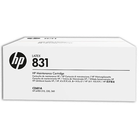 HP Latex Ink Consumables