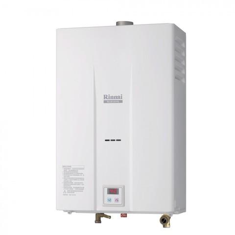 林內熱水器 RU-B1251FE強制排氣式12L熱水器(含基本安裝) – 櫻花熱水器莊頭北瓦斯爐林內除排油煙機-鈊鈦爐具