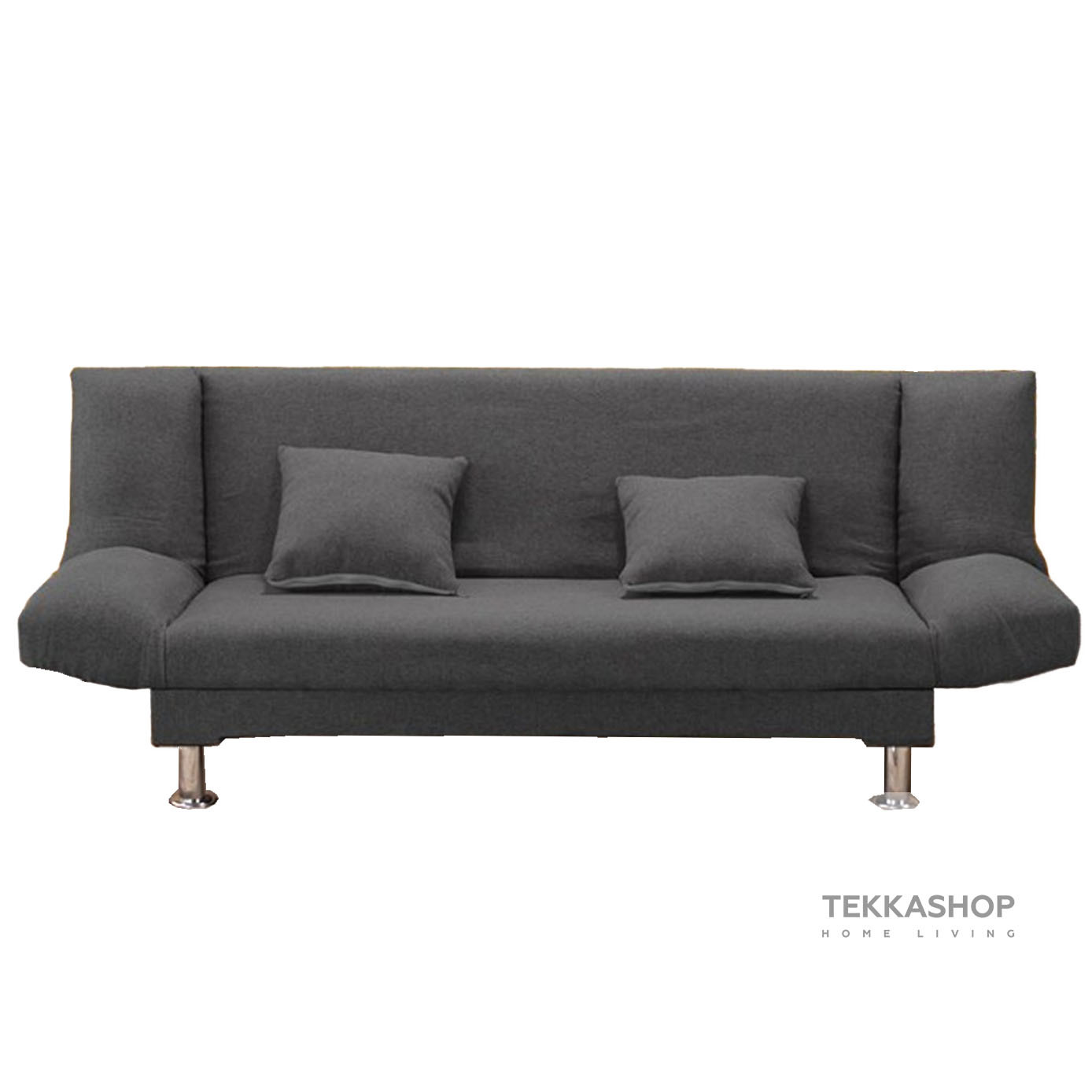 foldable sofa chair malaysia coleman chairs walmart tekkashop gdsb1628g 4 seater living room bed
