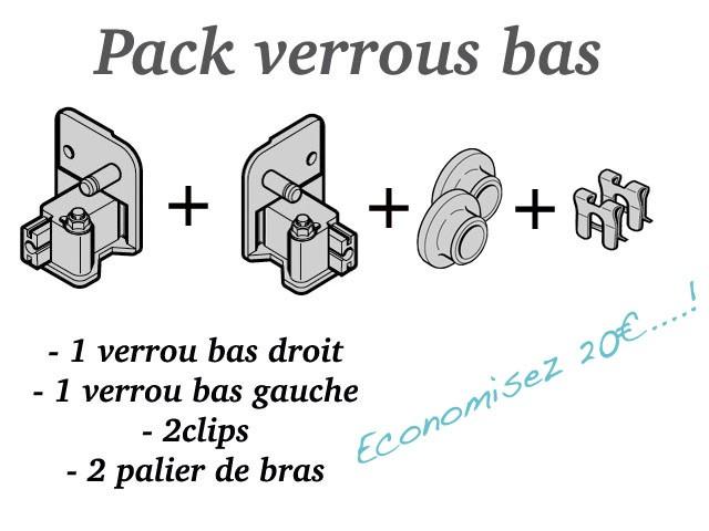 Hormann Pack Verrous