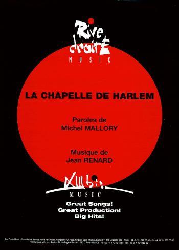 Dans La Chapelle De Harlem : chapelle, harlem, Partition, MANSON, Chapelle, Harlem