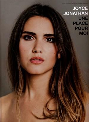 Joyce Jonathan Une Place Pour Moi : joyce, jonathan, place, Songbook, Joyce, JONATHAN, Place, (PROMO)