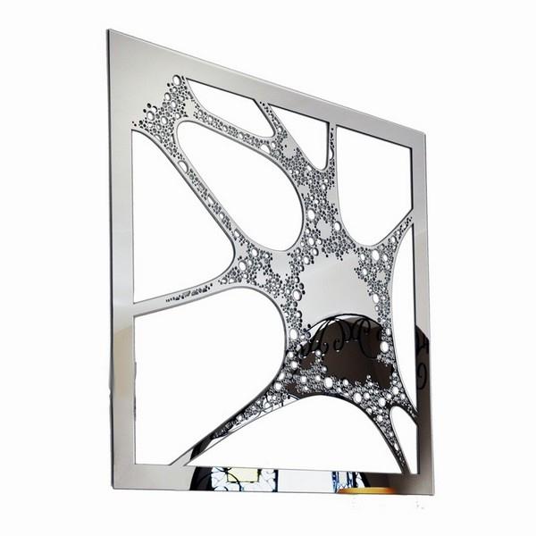 miroir blob deco loft miroir design